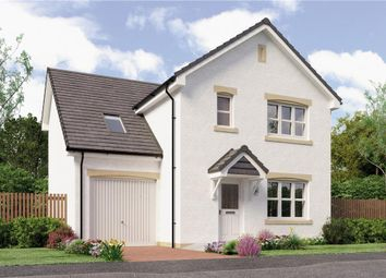 "Thumbnail 3 bed detached house for sale in ""Irvine Det"" at Gilmerton Dykes Road, Edinburgh"