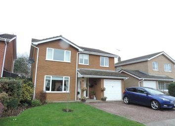 Thumbnail 4 bed detached house to rent in St Pega Close, Crowland, Peterborough