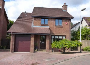 Thumbnail 4 bed detached house for sale in Lauder Crescent, Perth, Perthshire
