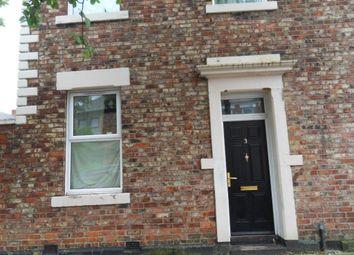 Thumbnail 2 bedroom flat to rent in Wellesley Terrace, Newcastle Upon Tyne