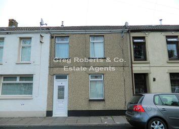 Thumbnail 2 bed terraced house for sale in Glyn Terrace, Tredegar, Blaenau Gwent.