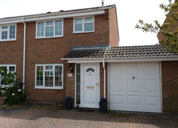 Thumbnail 3 bed property to rent in Cardinal Way, Locks Heath, Southampton