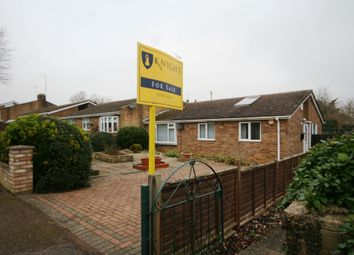 Thumbnail 2 bed semi-detached bungalow for sale in Spinney Road, Ketton, Stamford
