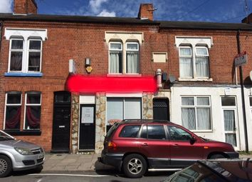 Thumbnail Retail premises for sale in Beatrice Road, Leicester