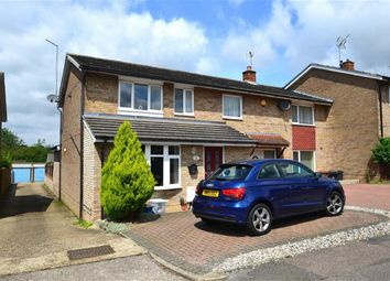 Thumbnail 4 bed end terrace house for sale in Telford Avenue, Stevenage