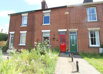 Thumbnail 3 bed terraced house for sale in West Road, Bury St. Edmunds
