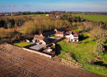 Hermitage Lane, Polesworth, Tamworth B78. 5 bed barn conversion for sale