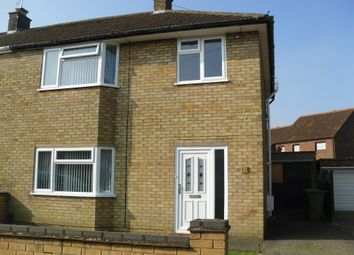 Thumbnail 3 bed terraced house for sale in Northgate, Whittlesey