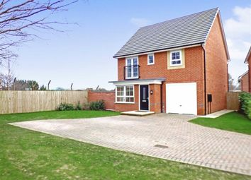 Thumbnail 4 bedroom detached house for sale in Foundry Lane, Elworth, Sandbach