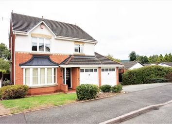 Thumbnail 4 bed detached house for sale in Fair-Green Road, Newcastle