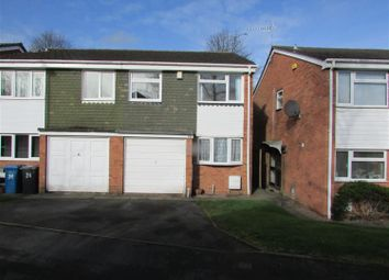 Thumbnail 3 bed semi-detached house to rent in Seaton, Tamworth, Staffordshire