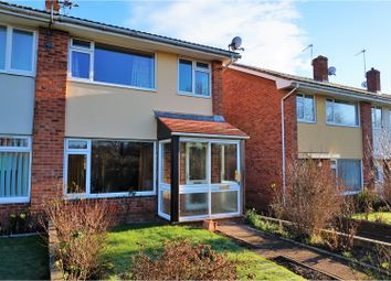 Thumbnail 3 bed end terrace house for sale in Willsdown Road, Exeter