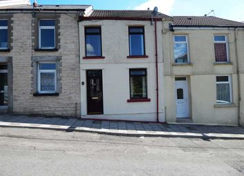 Thumbnail 3 bed terraced house to rent in Halifax Terrace, Treherbert, Treorchy