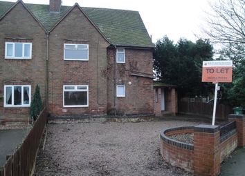Thumbnail 2 bed shared accommodation to rent in Shelthorpe Road, Loughborough