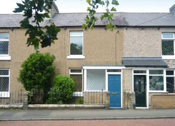 Thumbnail 2 bed terraced house to rent in Crawcrook Terrace, Crawcrook, Ryton