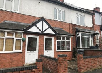 Thumbnail 3 bed terraced house to rent in Abbey Road, Smethwick, West Midlands