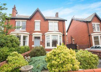 Thumbnail 5 bed semi-detached house for sale in Elms Avenue, Lytham St. Annes, Lancashire
