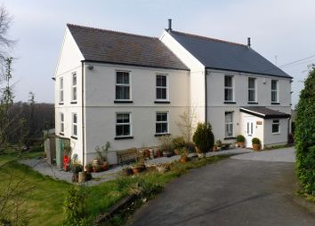 Thumbnail 5 bed detached house for sale in Rosemead House, The Common, Llanrhidian, Gower, Swansea