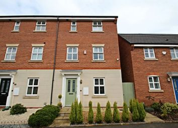 Thumbnail 3 bedroom town house for sale in Peacock Walk, Wolstanton, Newcastle-Under-Lyme