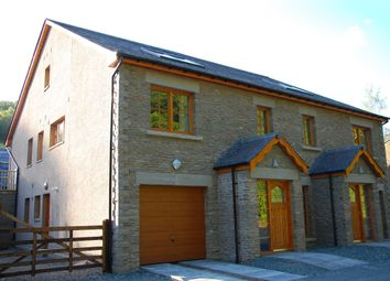 Thumbnail 4 bed semi-detached house to rent in Heron Neuk, Soonhope Holdings, Peebles