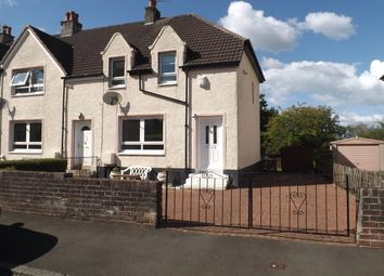 Thumbnail 2 bed property to rent in Queens Road, Elderslie, Johnstone