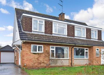 3 bed semi-detached house for sale in Cranleigh Mead, Cranleigh, Surrey GU6