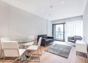 Thumbnail 1 bed flat to rent in No.2, Upper Riverside, Cutter Lane, Greenwich Peninsula