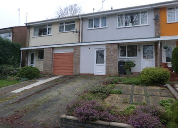 Thumbnail 4 bed terraced house to rent in Hardwicke Close, Worcester