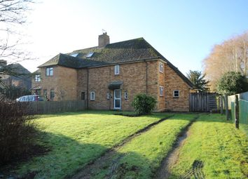 Thumbnail 3 bed semi-detached house for sale in The Avenue, Worminghall, Aylesbury