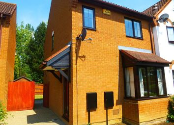 Thumbnail 3 bed property to rent in Cardwell Close, Emerson Valley, Milton Keynes