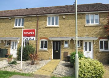 Thumbnail 2 bed terraced house for sale in Aurelius Close, Kingsnorth, Ashford