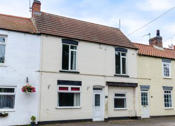 Thumbnail 3 bed cottage for sale in Main Street, Welwick, Hull