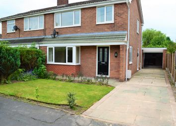 Thumbnail 3 bed semi-detached house to rent in Fairhurst Drive, Parbold, Wigan
