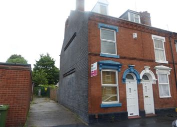Thumbnail 3 bed end terrace house to rent in Peel Street, Kidderminster