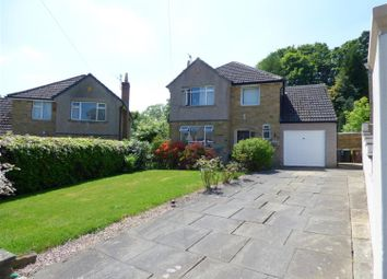Thumbnail 5 bed detached house for sale in Spring Gardens Mount, Keighley