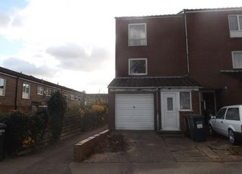 Thumbnail 3 bedroom end terrace house for sale in Marcos Drive, Smiths Wood, Birmingham, West Midlands