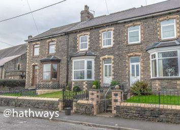 Thumbnail 4 bed terraced house for sale in Clomendy Road, Cwmbran