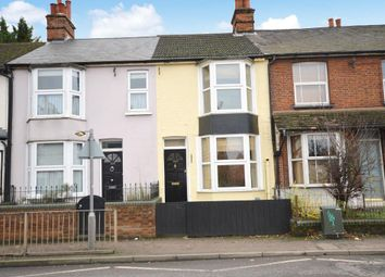 Thumbnail 3 bed property to rent in Nightingale Road, Hitchin