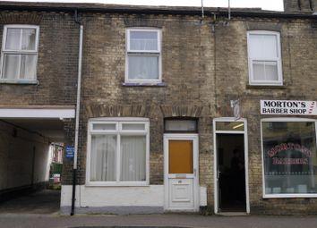 Thumbnail 2 bed terraced house to rent in Bridge Street, Downham Market