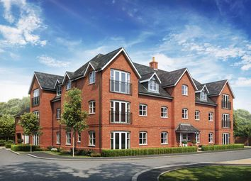Thumbnail 2 bed flat for sale in Dove Court, Old Wokingham Road, Crowthorne, Berkshire