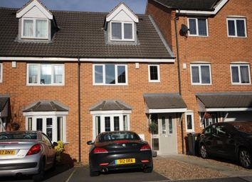Thumbnail 3 bed town house to rent in Kingfisher Drive, Wombwell, Barnsley