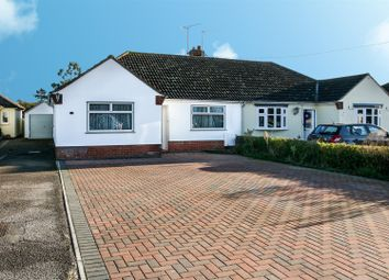 Thumbnail 3 bed semi-detached bungalow for sale in Ransom Road, Woodbridge