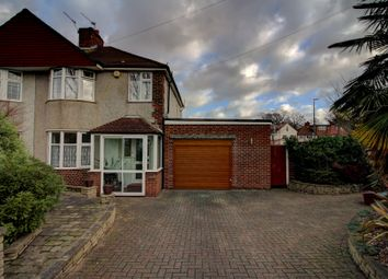 Thumbnail 3 bed semi-detached house for sale in Chaucer Road, Sidcup
