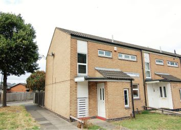 Thumbnail 2 bed end terrace house for sale in Middle Furlong Gardens, Meadows