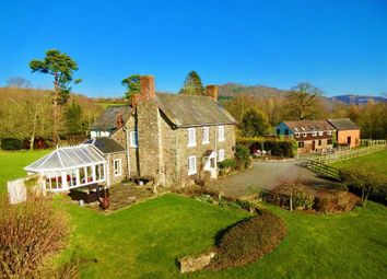 Thumbnail 5 bedroom property for sale in Rhos Y Glascoed Isaf, Meifod, Powys