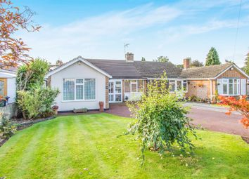 Thumbnail 3 bed semi-detached bungalow for sale in Sedgemere Grove, Balsall Common, Coventry