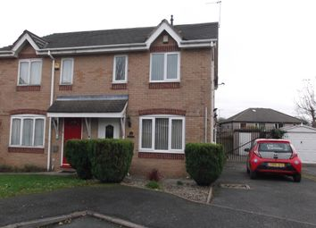 Thumbnail 3 bedroom semi-detached house to rent in Carling Close, Bradford