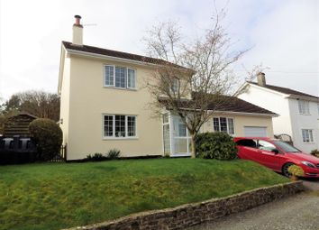 Thumbnail 3 bed detached house to rent in Manor Gardens, Exbourne, Okehampton