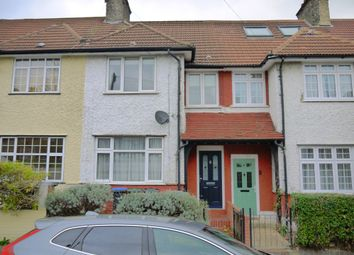 Thumbnail 3 bed terraced house to rent in Greenwood Gardens, London