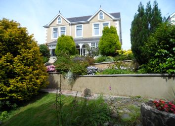 Thumbnail 5 bedroom detached house for sale in Brynawel Road, Ystradgynlais, Swansea